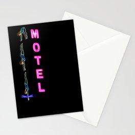 Motel Pool Stationery Cards