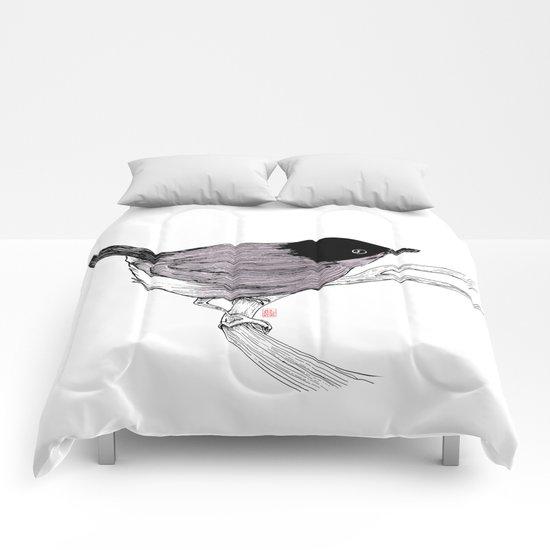 Blackcap Bird Comforters