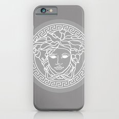 Versace Grey iPhone 6s Slim Case