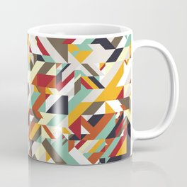 Native Geometric Coffee Mug