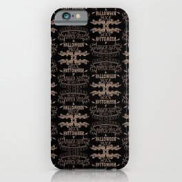 Good Ghouls Are Made Of... iPhone Case