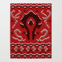Ugly Sweater 2 Poster
