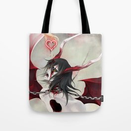 lust for the heart Tote Bag