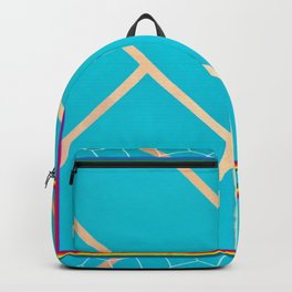 Leaf - web graphic Backpack