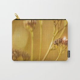 Autumn wildflowers in forest #decor #society6 #buyart Carry-All Pouch