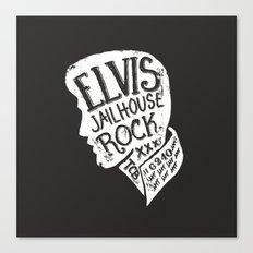 Jailhouse Rock Canvas Print