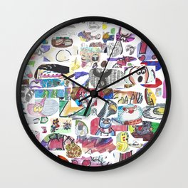 Most Things & Maybe A Kitchen Sink Wall Clock