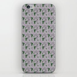 Atropa Belladonna Deadly Nightshade iPhone Skin