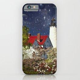 Pt. Iroquois Starry Night iPhone Case