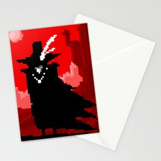 Vampire Hunter D on Pixel Stationery Cards