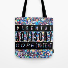 Dope Content Tote Bag