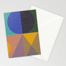 Mo Geo 05 Stationery Cards