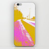 road iPhone & iPod Skins featuring Road by Mr and Mrs Quirynen