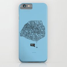Spidermaps #1 Dark iPhone 6s Slim Case