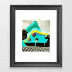 BauHaus 2 Framed Art Print