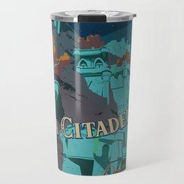 Akkala Citadel Ruins Travel Mug