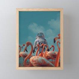 day twenty-four Framed Mini Art Print