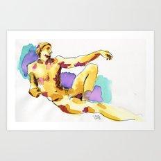 Creacion Art Print