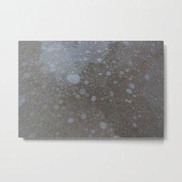 frozen bubbles Metal Print