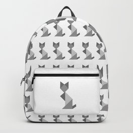 Big Mama Gray Backpack