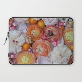 Flower Design 13 Laptop Sleeve