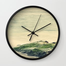 Ocean Algae Wall Clock