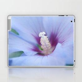 Soft Purple Hibiscus Flower #1 #art #society6 Laptop & iPad Skin