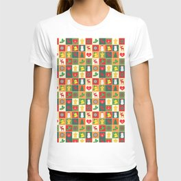 Beautiful cups & accessories at Christmas time T-shirt