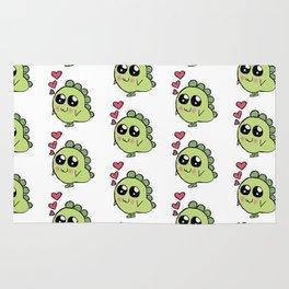 Lenny Love Monster Rug