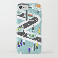 sushi iPhone & iPod Cases featuring Sushi by Alexey Khamkin