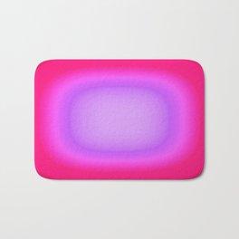 Pink Focus Bath Mat