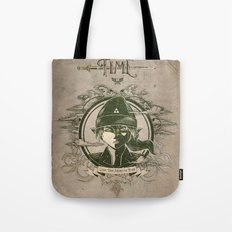 Legend of Zelda Link The Hero of Time Vintage Story Book Tote Bag