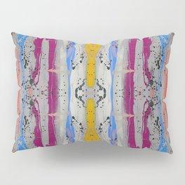 Abstract Stripe Pattern Pillow Sham