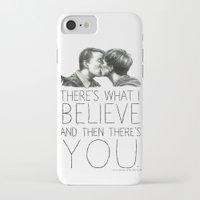 kieren walker iPhone & iPod Cases featuring Simon & Kieren by laya rose