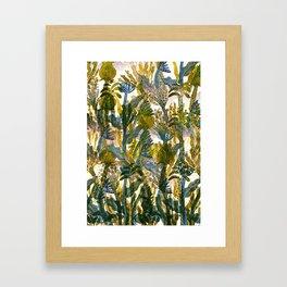 Wildness Framed Art Print