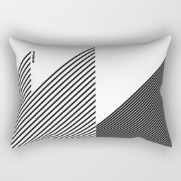 Graphico// Rectangular Pillow
