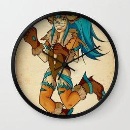 Berserker Louise Wall Clock