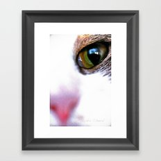 Confidante Framed Art Print