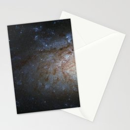 Spiral Galaxy NGC 3621 Stationery Cards