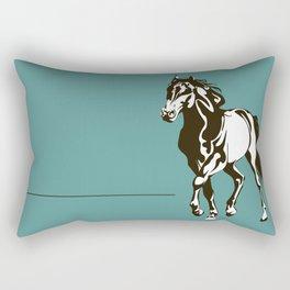 Strength Rectangular Pillow