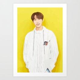 ONEUS Keonhee Art Print