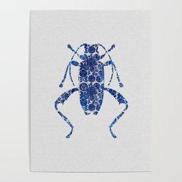 Blue Beetle IV Poster