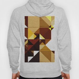 Water Bottle Abstract Art Hoody