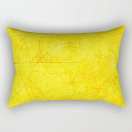 Aurea (Golden Version) Rectangular Pillow