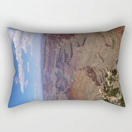 Nature's Harmony Rectangular Pillow
