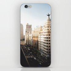 Gran Vía iPhone Skin