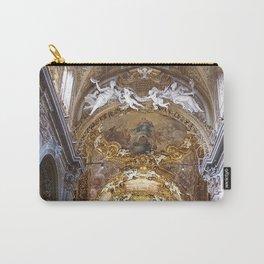 Santa Maria dell'Orto Church, Rome, Italy Carry-All Pouch