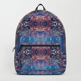 La ville en technicolor Backpack