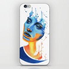 falling apart iPhone Skin