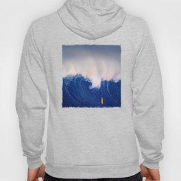 Blue Wave. Hoody